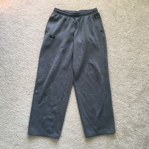 Under Armour UA Storm Armour Gray Fleece Pants